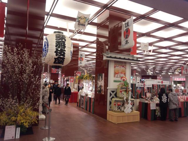 歌舞伎座 木挽町広場