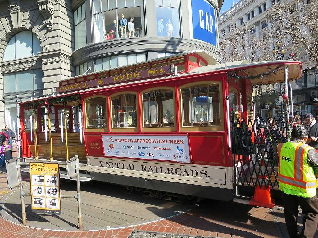 The San Francisco Cable Car