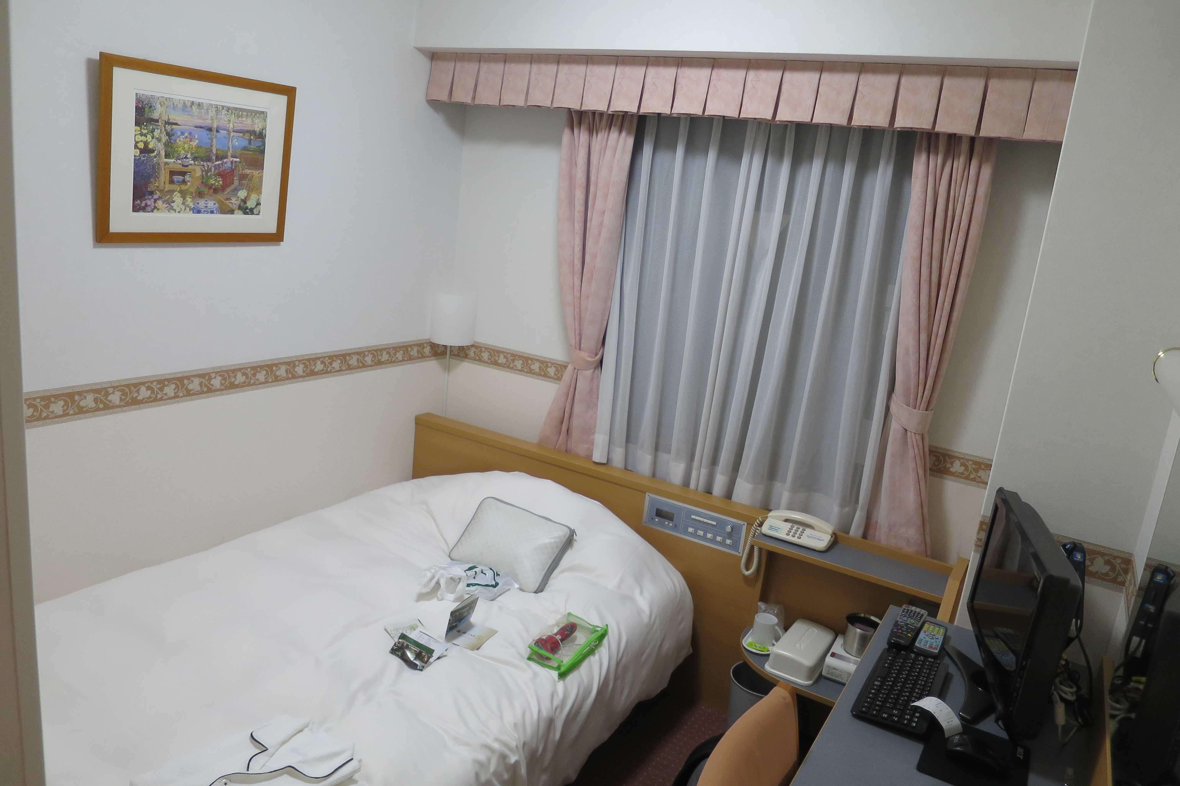 アルファーワン丸亀の部屋