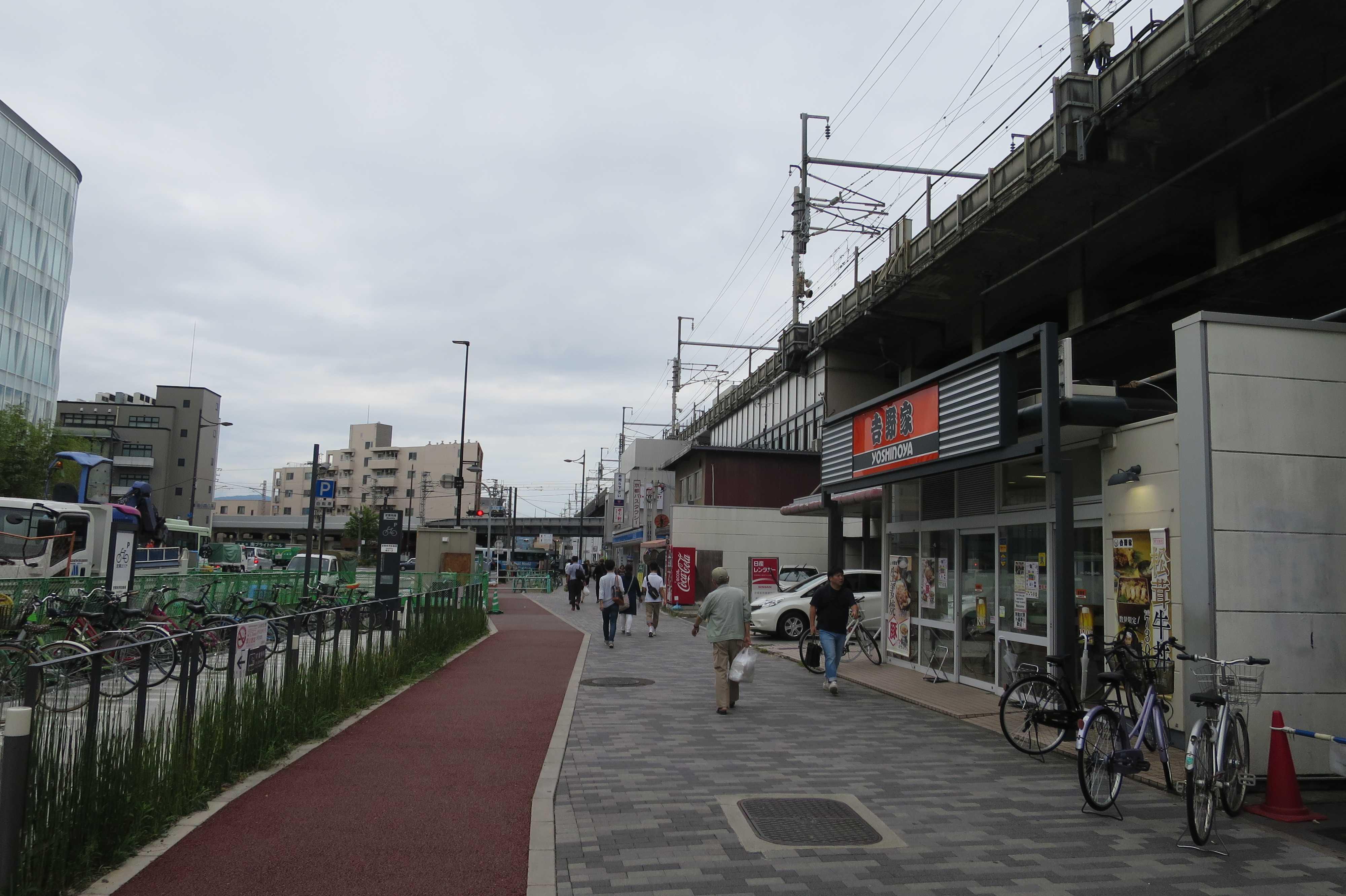 京都 - 八条通