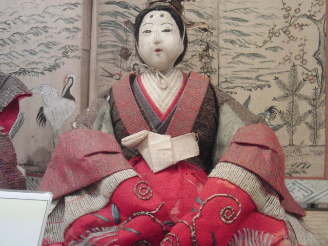 福島県檜枝岐村 - お雛さま