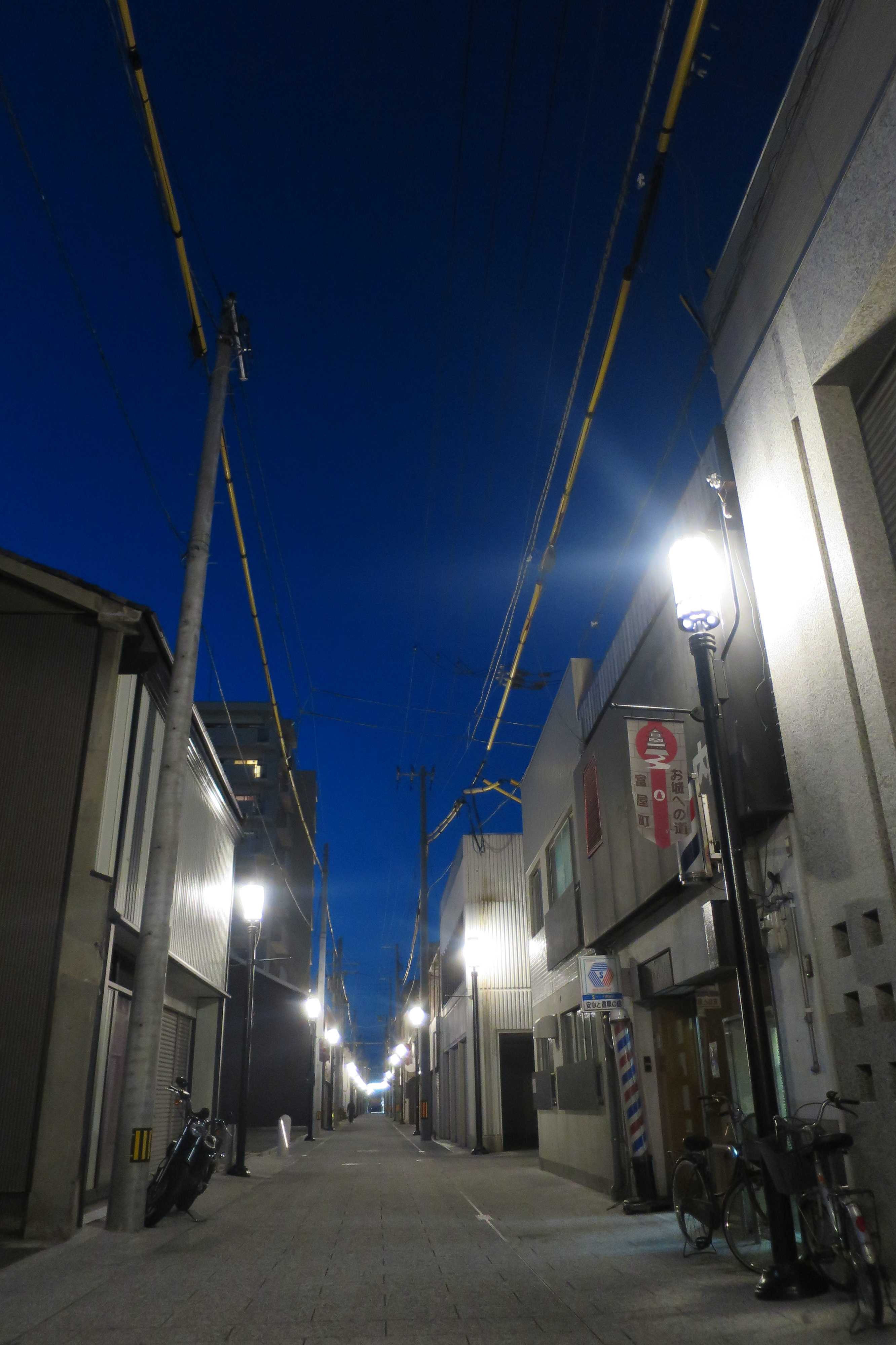 丸亀 - 富谷町商店街