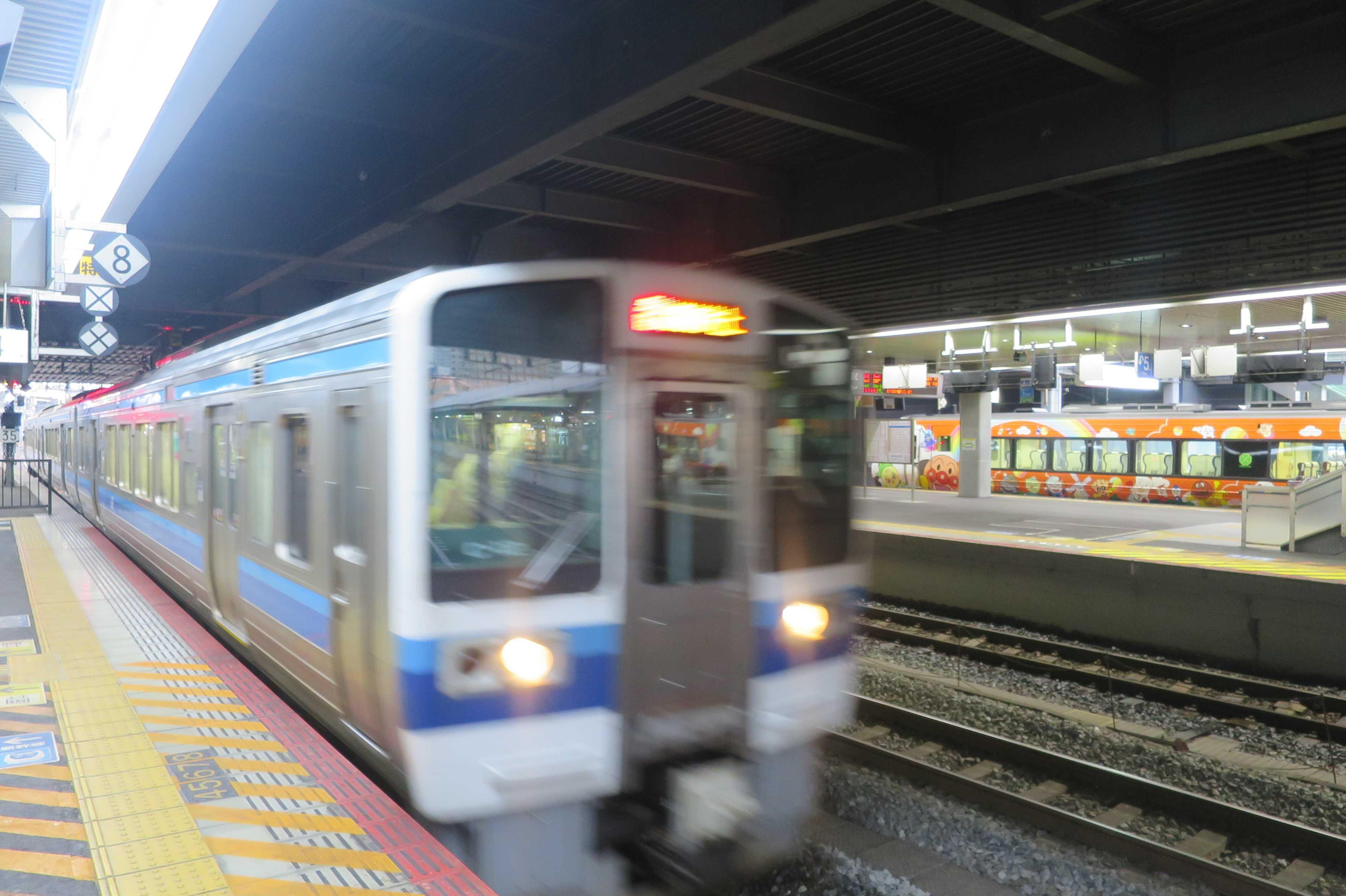 赤穂線 - JR岡山駅