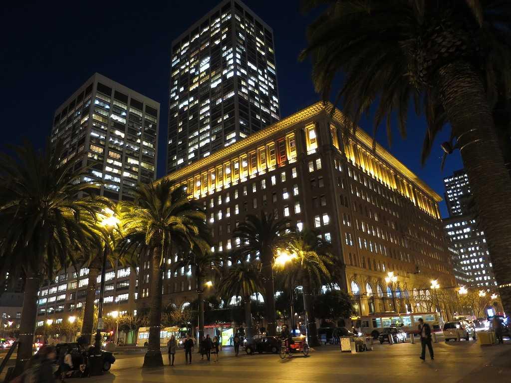 サンフランシスコ・ワンマーケットビルディング