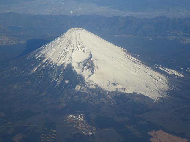 うつくしい富士山