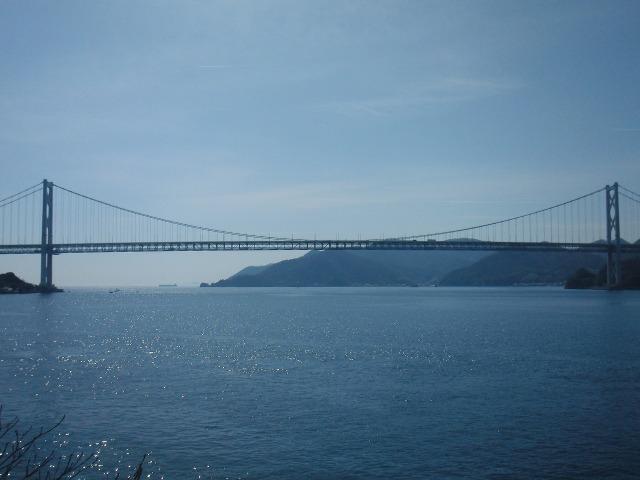 因島大橋(いんのしまおおはし)
