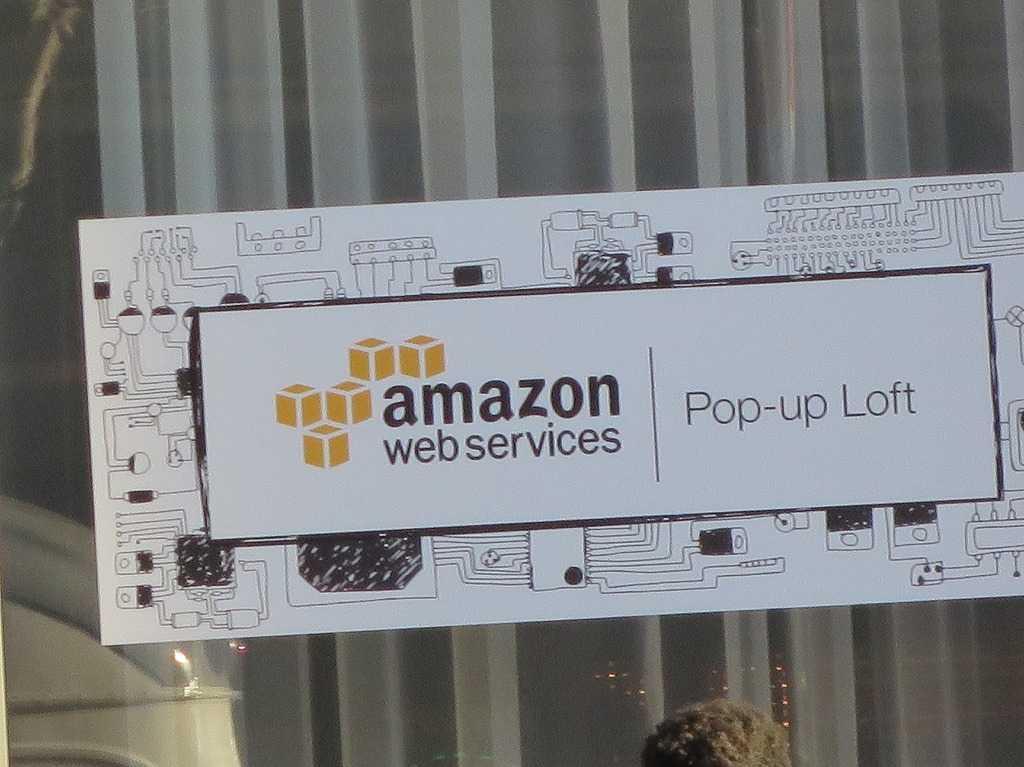 サンフランシスコ - AWS Pop-up Loft