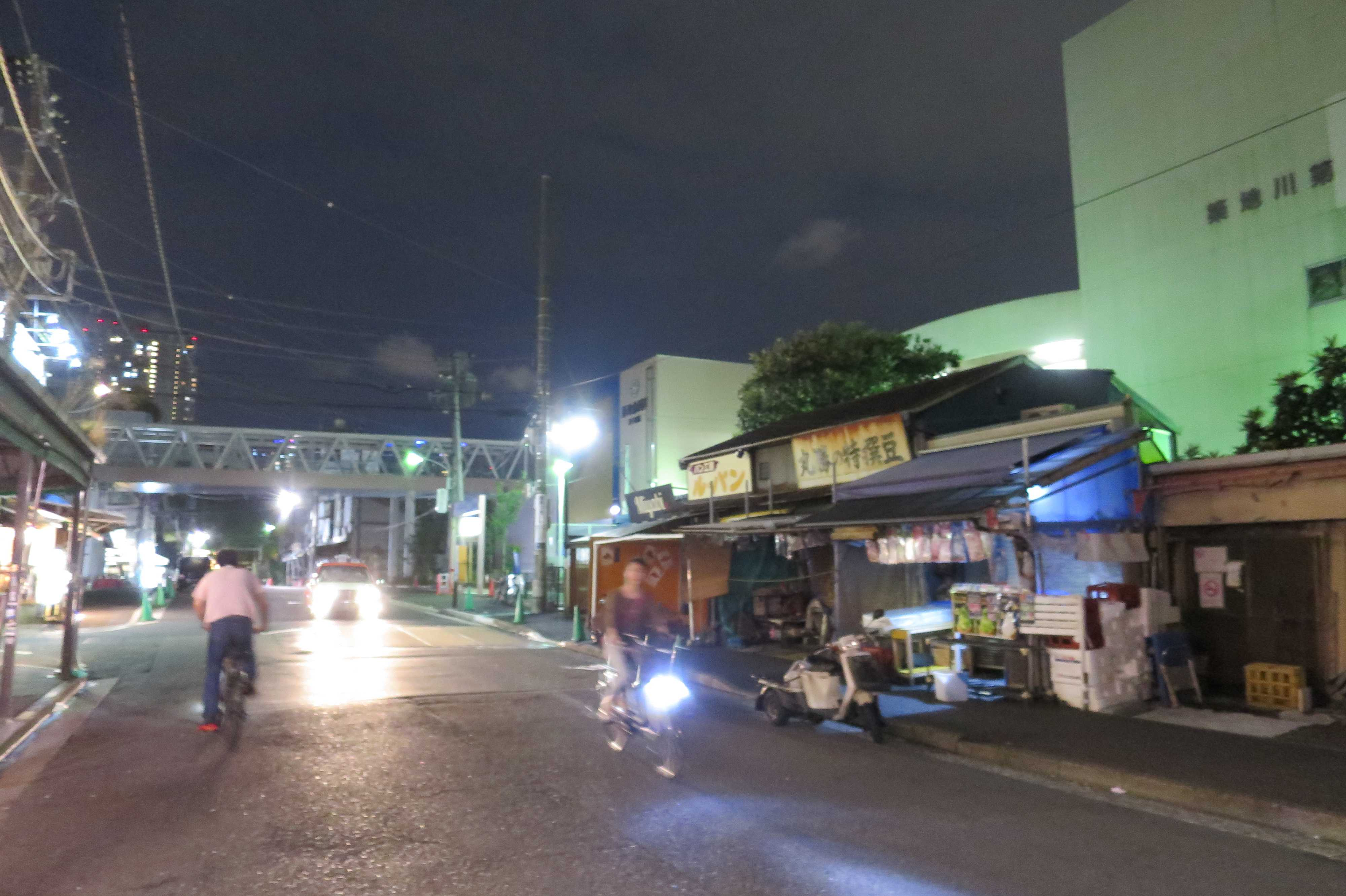 築地場外市場(築地市場 場外) - 東京都中央区
