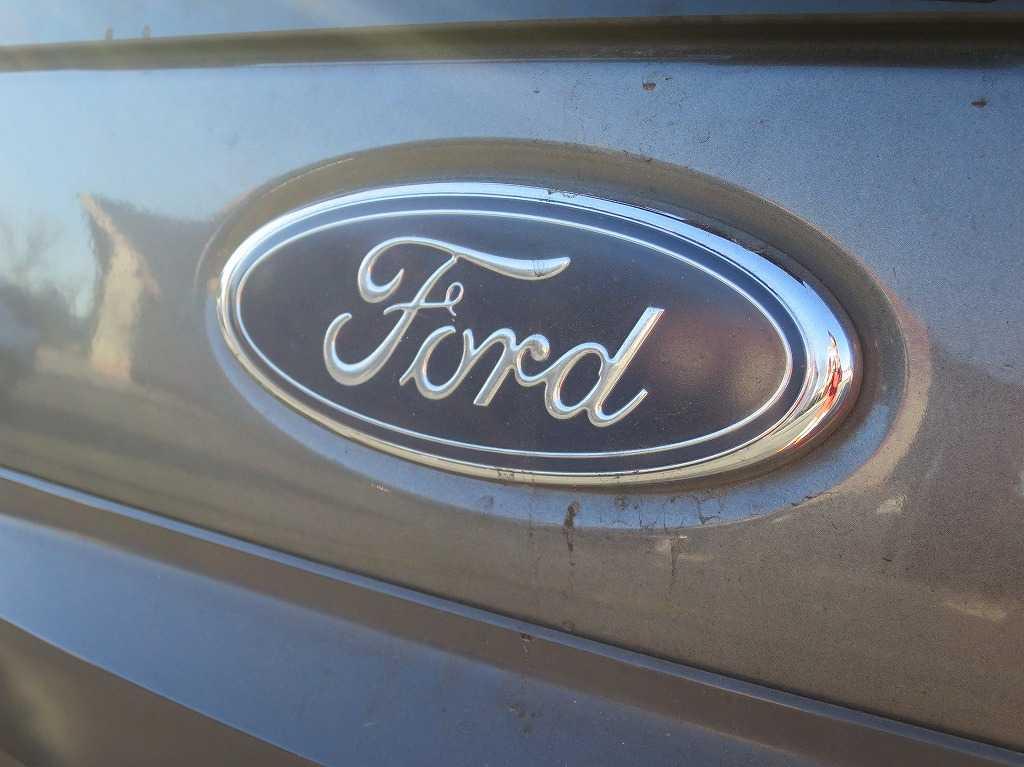Ford(フォード)のエンブレム