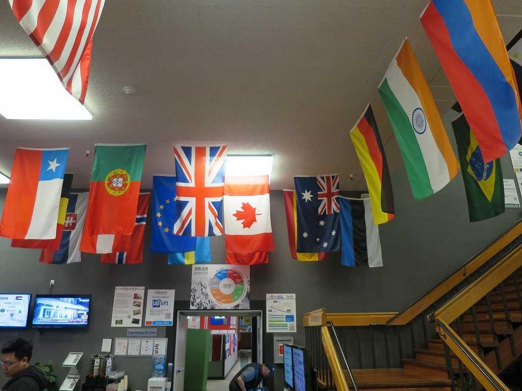 プラグ・アンド・プレイ テックセンターは国際的、グローバル