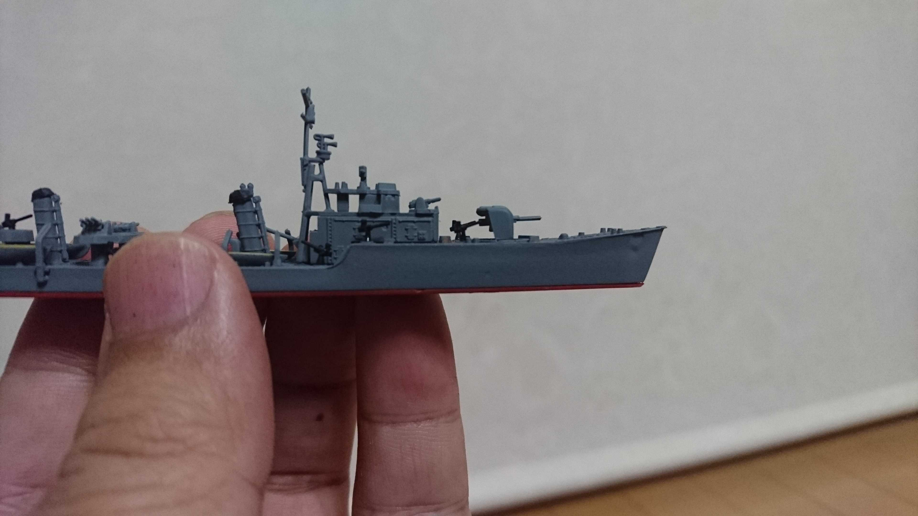 丁 型 駆逐 艦