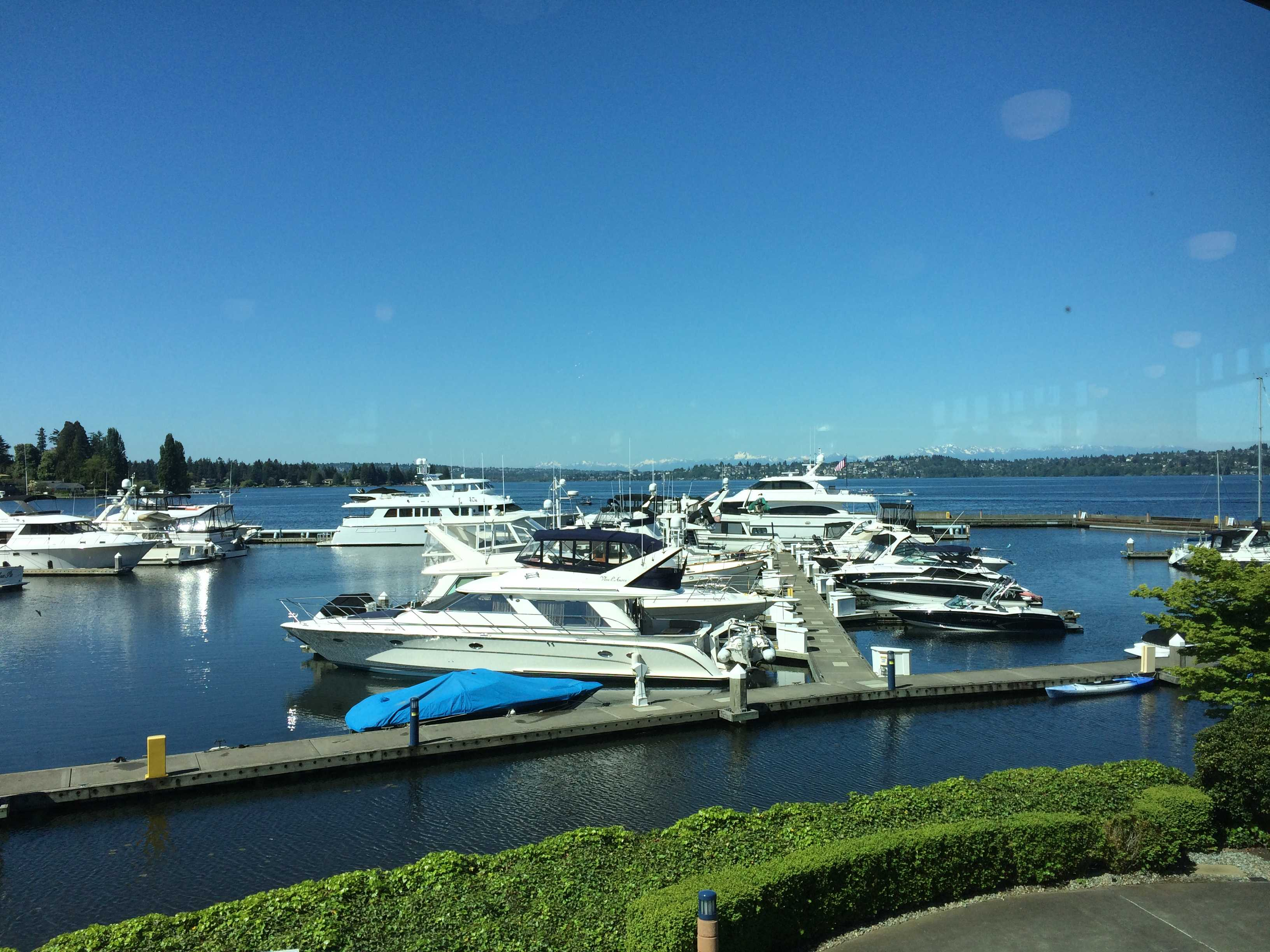 Carillon Point, Kirkland WA