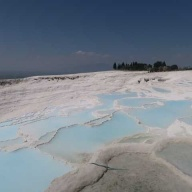Turkey -Pamukkale and Efes-