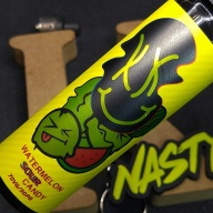 WATER MELON SOUR CANDY    NASTY  スイカ