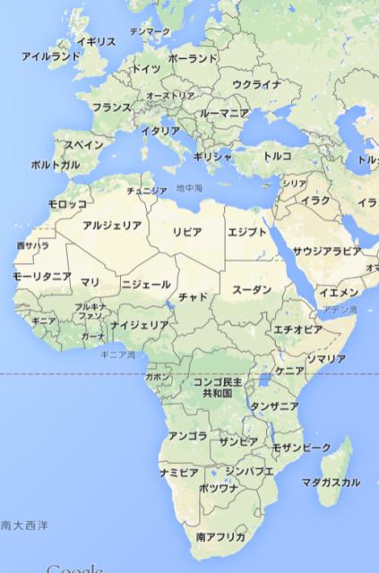 なぜアフリカの国々の国境には直...