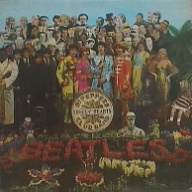 BEATLES オーストラリア盤LP (10) Sgt. Pepper's Lonely Hearts Club Band