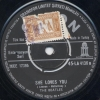 BEATLES トルコ盤  Single (1) She Loves You, I Want To Hold Your Hand,  I Saw Her Standing There, Eight Days A Week