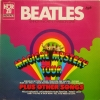 BEATLES デンマーク盤 LP (5) Magical Mystery Tour, Beatles' Greatest, Golden Greatest Hits