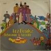 BEATLES アルゼンチン盤LP (11) Submarino Amarillo (Yellow Submarine)