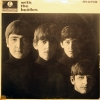 BEATLES デンマーク盤 LP (1) With The Beatles, A Hard Day's Night