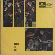 BEATLES オーストラリア盤LP (4) Beatles For Sale