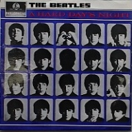 BEATLES オーストラリア盤LP (3) A Hard Day's Night