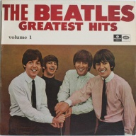 BEATLES オーストラリア盤LP (7) Greatest Hits Volume 1