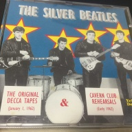 THE SILVER BEATLES - ORIGINAL DECCA TAPES AND CAVERN CLUB REHEARSALS 19621【Rakutenラクマ】