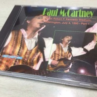 CD : ポールマッカートニー  PAUL McCARTNEY 「Live at Robert F Kennedy 」