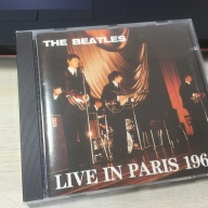 CD:ビートルズCD 「THE BEATLES LIVE IN PARIS 1965」