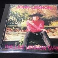CD:ジョンレノン John Lennon ‎「 The Live Lennon Tapes」