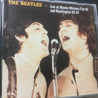 ビートルズ  「The Beatles Live At Atlanta Whiskey Flat 65 And Washington DC 64」ライブ集 【Rakutenラクマ】kazu119
