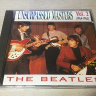 CD : ビートルズ  The Beatles ‎– Unsurpassed Masters Vol. 2 (1964-1965)