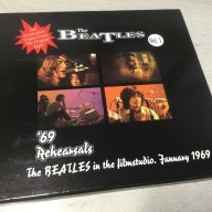 CD:ビートルズ 【The Beatles ‎ '69 Rehearsals Vol. 1】