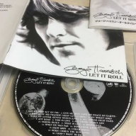 CD:George Harrison「Let It Roll」/ ジョージハリソン