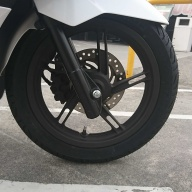 MICHELIN CITY GRIPに交換