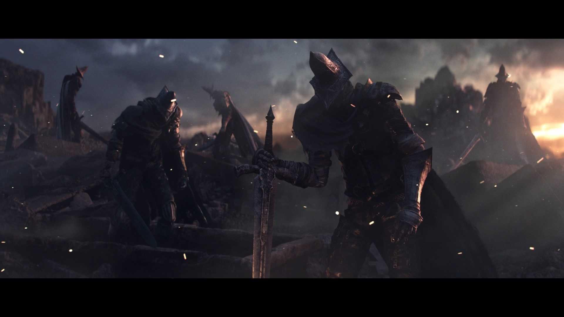 Dark Souls ダークソウル3 趣味がゲームのおっさんのブログ
