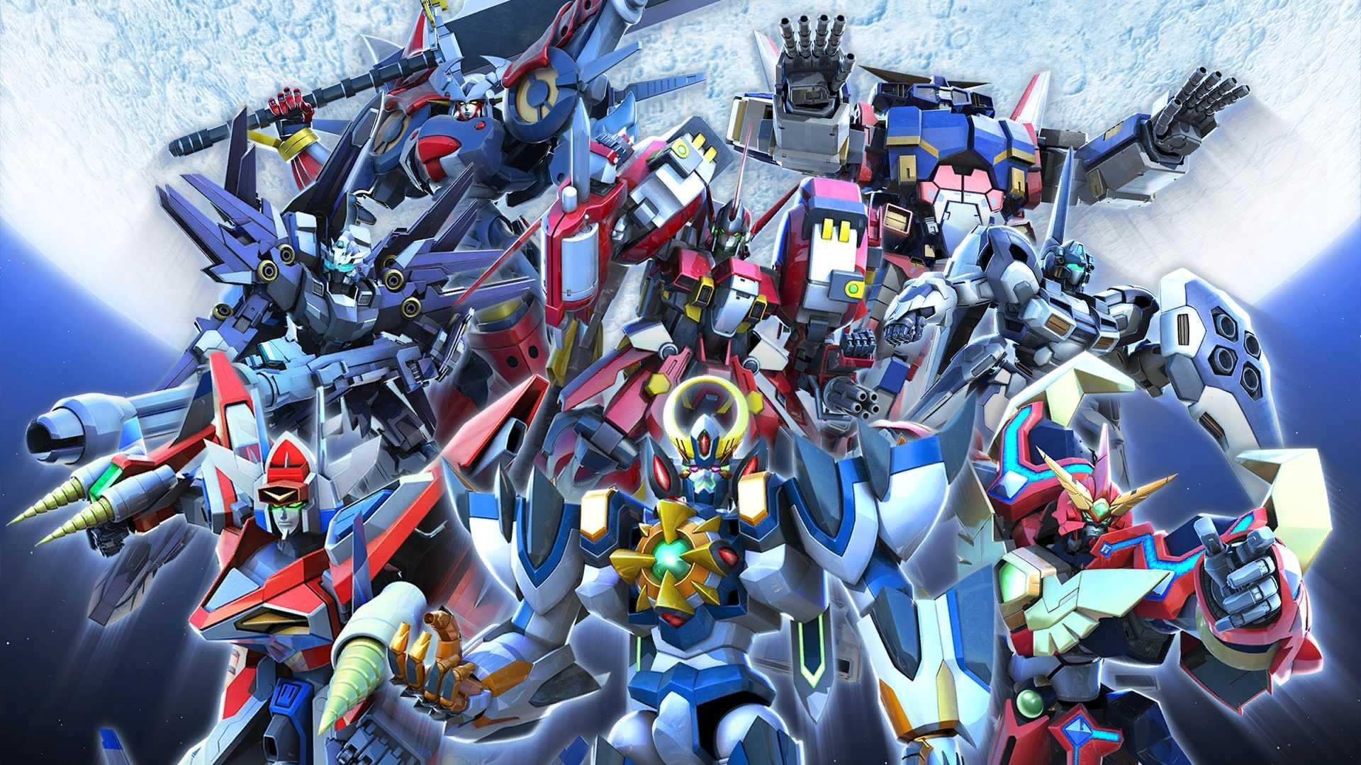デュエラーズ 大戦 og スーパー ロボット ムーン