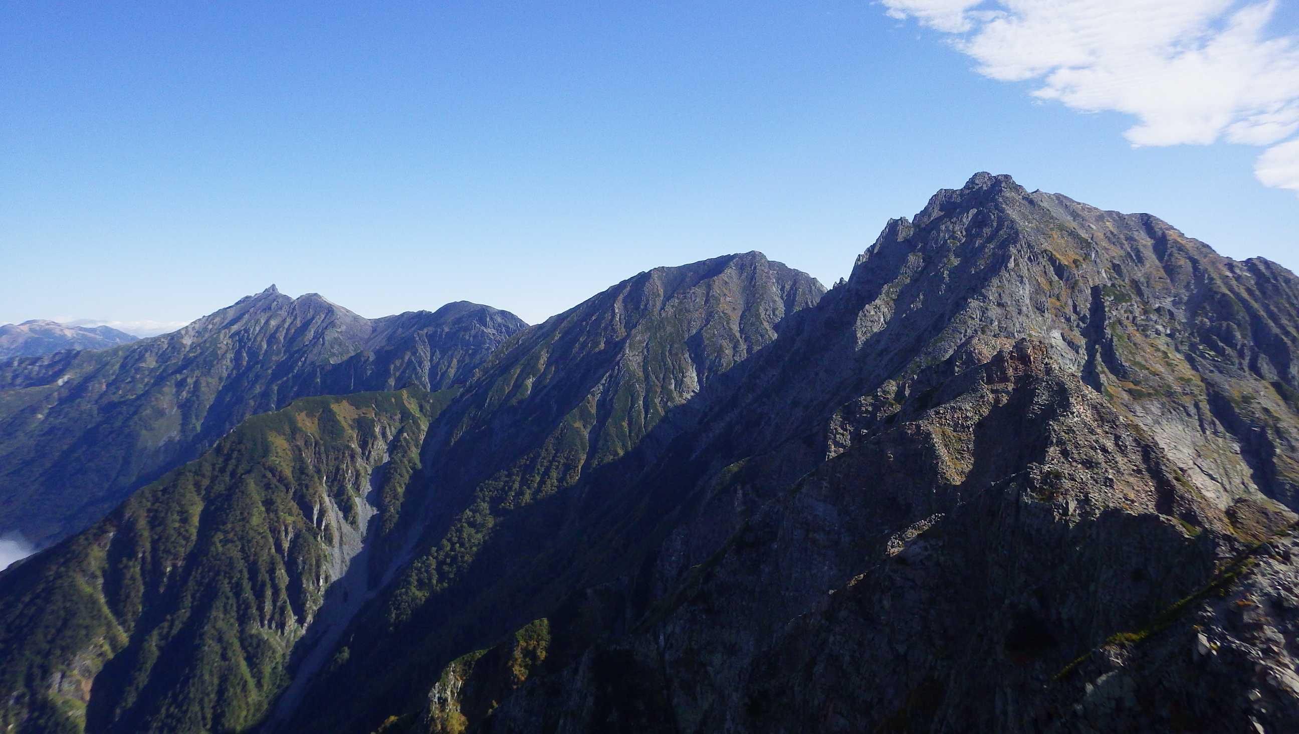 北アルプス穂高岳 Part 4 - toug...