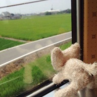 rail road journey・到着