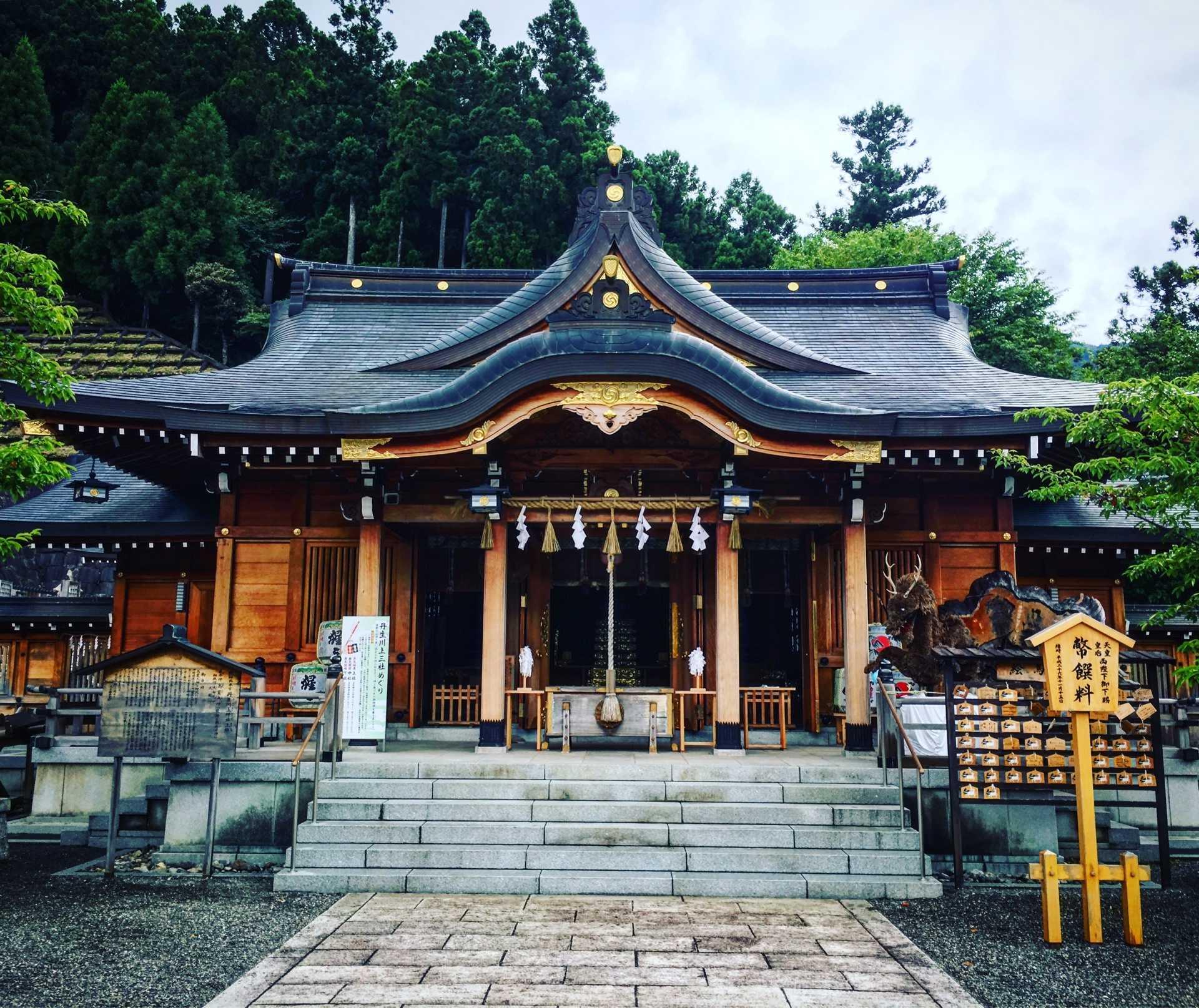 Shrines(神社)jinja - 阪本研究所