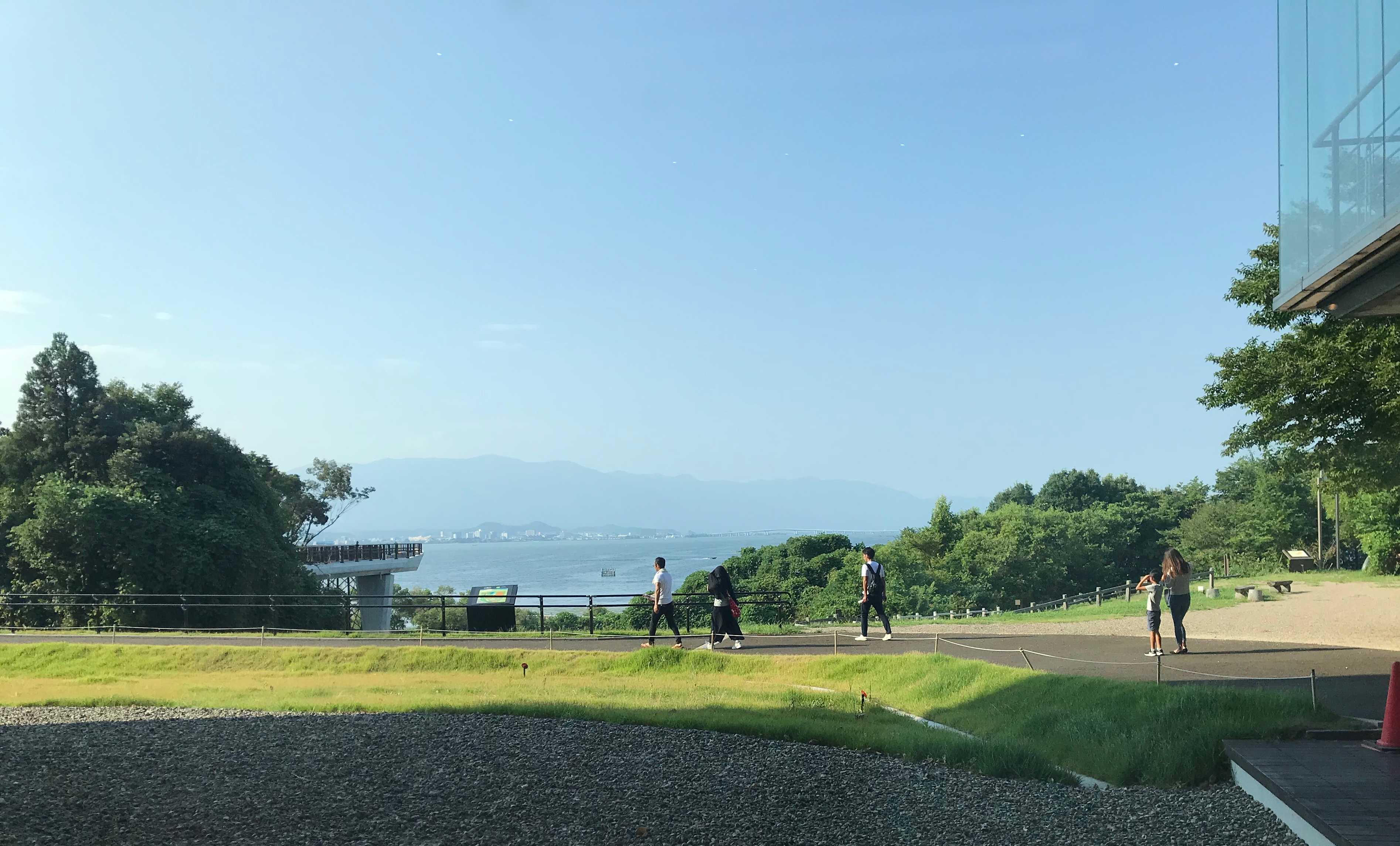 隆史 琵琶湖 反町