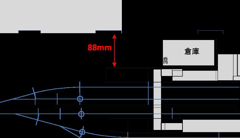生野街歩き 7 難関突破の風景製作 Nゲージレイアウト国鉄露太本線建設記